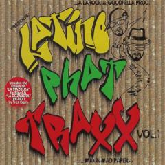 Latino Phat Traxx Vol. 1 - Various Artists