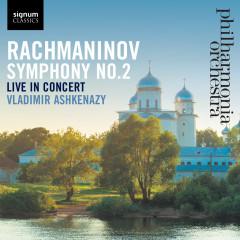 Rachmaninov: Symphony No. 2 - Philharmonia Orchestra, Vladimir Ashkenazy