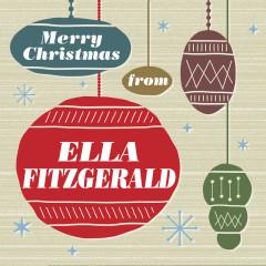 Merry Christmas From Ella Fitzgerald - Ella Fitzgerald