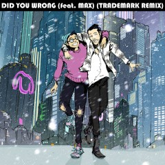 Did You Wrong (feat. MAX) [Trademark Remix] - Sweater Beats, Max