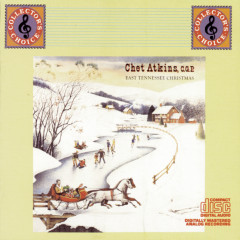 East Tennessee Christmas - Chet Atkins