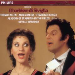 Rossini: Il Barbiere di Siviglia - Sir Thomas Allen, Agnes Baltsa, Francisco Araiza, Domenico Trimarchi, Robert Lloyd