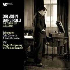Schumann: Cello Concerto & Violin Concerto - Gregor Piatigorsky, Yehudi Menuhin, Sir John Barbirolli