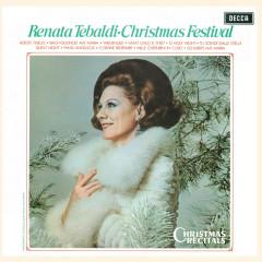 Renata Tebaldi: Christmas Festival - Renata Tebaldi, The Ambrosian Singers, New Philharmonia Orchestra, Anton Guadagno