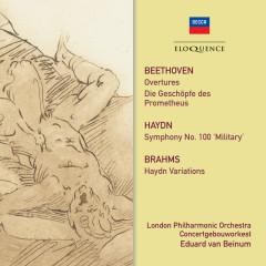 Beethoven, Haydn, Brahms: Orchestral Works - Eduard Van Beinum, London Philharmonic Orchestra, Concertgebouw Orchestra of Amsterdam