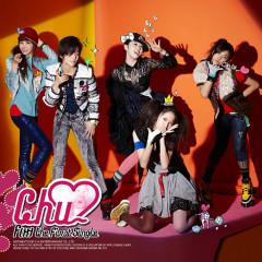 The 1st Single 'Chu~♡' - f(x)