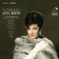 One Night of Love - Anna Moffo