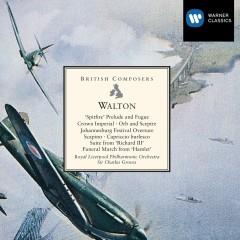 Walton: Spitfire Prelude & Fugue etc - Sir Charles Groves