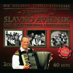 75 Jahre Slavko Avsenik - Slavko Avsenik und seine Original Oberkrainer