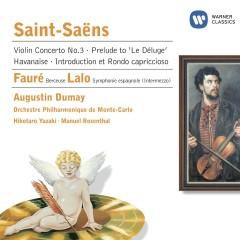 Saint-Saëns: Violin Concerto No 3 etc. - Augustin Dumay