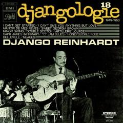 Djangologie Vol18 / 1949 - 1950 - Django Reinhardt