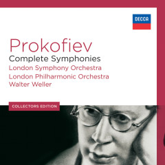 Prokofiev: Complete Symphonies - London Philharmonic Orchestra, London Symphony Orchestra, Walter Weller