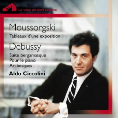 Tableaux Suite Bergamasque - Aldo Ciccolini