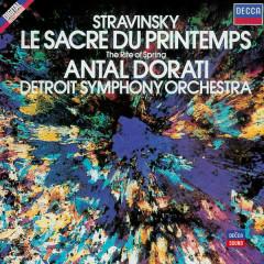 Stravinsky: Le Sacre du Printemps - Detroit Symphony Orchestra, Antal Doráti