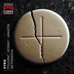 Kyrie - Andrew Nethsingha, The Choir of St John's College, Cambridge