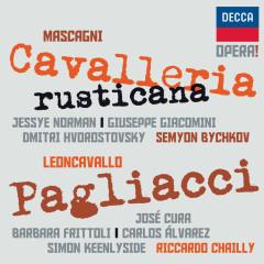 Mascagni: Cavalleria Rusticana / Leoncavallo: Pagliacci - Jessye Norman, Giuseppe Giacomini, Dmitri Hvorostovsky, Semyon Bychkov, Barbara Frittoli