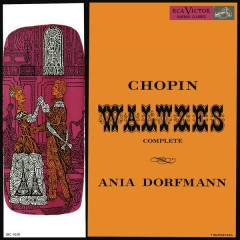 Ania Dorfmann Plays Chopin Waltzes