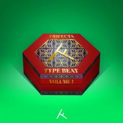 TRIFECTA Type Beat Volume 1 - Various Artists