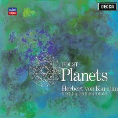 Holst: The Planets - Wiener Philharmoniker, Herbert von Karajan, London Philharmonic Orchestra, Sir Adrian Boult