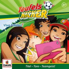 087/Viva Futebol! - Teufelskicker