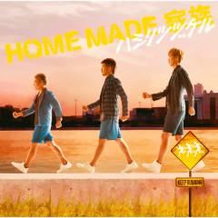Hashiritsuzukeru - Home Made Kazoku