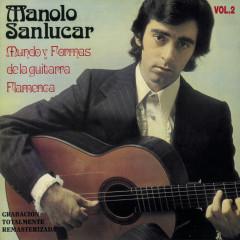 Mundo y Formas de la Guitarra Vol. 2 - Manolo Sanlúcar