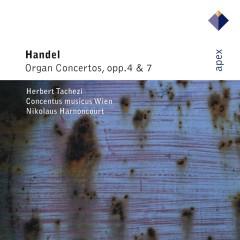 Handel : Organ Concertos Op.4 & Op.7  -  Apex - Nikolaus Harnoncourt