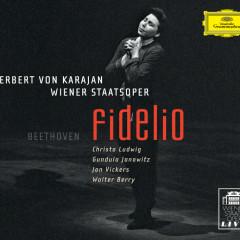 Beethoven: Fidelio - Gundula Janowitz, Christa Ludwig, Jon Vickers, Walter Berry, Orchester der Wiener Staatsoper