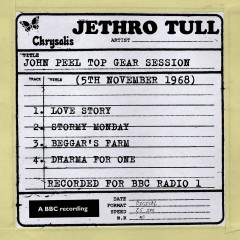 John Peel - Top Gear Session (11/5/1968) - Jethro Tull