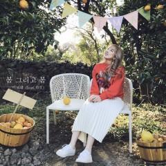 Spring And Spring (feat. Kanto) - Lee Boram, Kanto