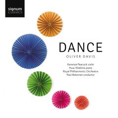 Oliver Davis: Dance - Kerenza Peacock, Huw Watkins, Royal Philharmonic Orchestra