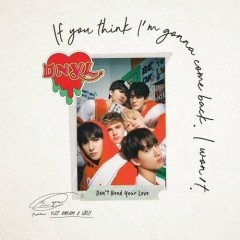 Don't Need Your Love (Single)