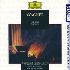 Wagner: The Ring - Highlights - Helga Dernesch, Gundula Janowitz, Jess Thomas, Josephine Veasey, Zoltan Kelemen