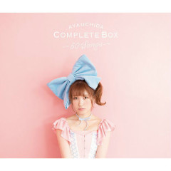 AYA UCHIDA Complete Box ~50Songs~ CD3