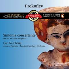 Prokofiev: Sinfonia concertante - Han-Na Chang