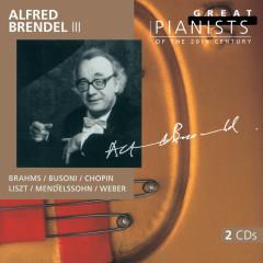Alfred Brendel III (Great Pianists of the 20th Century Vol.14) - Claudio Abbado, Alfred Brendel, Bernard Haitink, Berliner Philharmoniker, London Philharmonic Orchestra