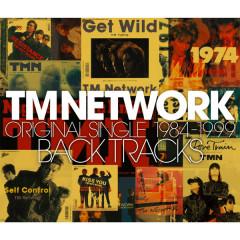 TM NETWORK ORIGINAL SINGLE BACK TRACKS 1984 - 1999 - TM Network