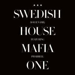 One (Your Name) - Swedish House Mafia, Pharrell