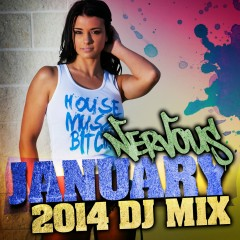 Nervous January 2014 - DJ Mix - Various Artists