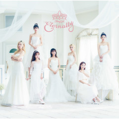 JAPAN 3rd ALBUM  Eternally - OH MY GIRL