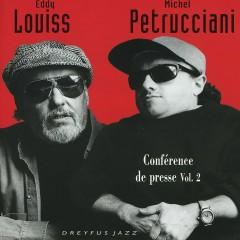 Conférence de presse, Vol. 2 (Live) - Eddy Louiss, Michel Petrucciani