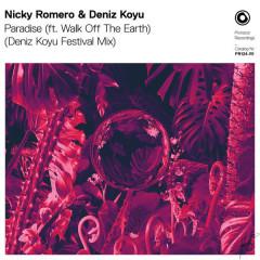 Paradise (Deniz Koyu Festival Mix) - Nicky Romero, Deniz Koyu