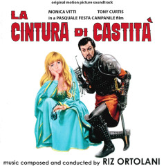La cintura di castità (Original Motion Picture Soundtrack) - Riz Ortolani, I Cantori Moderni Di Alessandroni