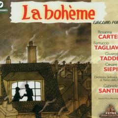 La Bohème - Gabriele Santini, Maria Callas