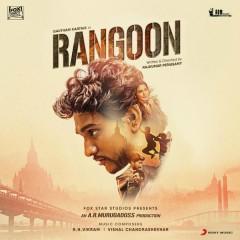 Rangoon (Original Motion Picture Soundtrack) - R.H. Vikram, Vishal Chandrasekar