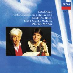 Mozart: Violin Concertos Nos. 4 & 5 (The Peter Maag Edition - Volume 6) - Peter Maag