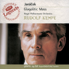 Janácek: Glagolitic Mass etc - Teresa Kubiak, Anne Collins, Robert Tear, Wolfgang Schöne, Brighton Festival Chorus