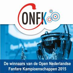 Winnaars Nederlandse Fanfare Kampioenschappen 2015 - Various Artists