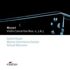 Elatus - Mozart : Violin Concertos 3, 2, 5 - Vadim Repin