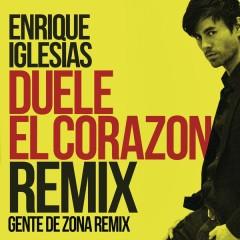 DUELE EL CORAZON (Remix) - Enrique Iglesias,Gente de Zona,Wisin